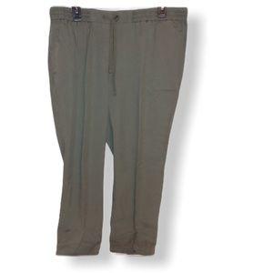 Talbots The Easy Drawstring Pants